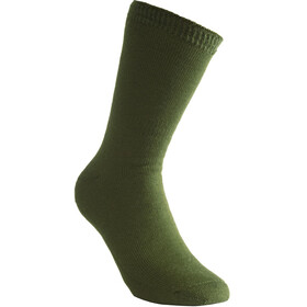 Woolpower 400 Socks pine green
